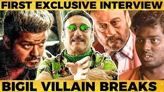 Bigil Trailer, Thalapathy's Performance, Atlee's Acting, Vijay Fans & more! - Jackie Shroff Reveals!