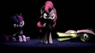 "[PMV] My little pony (FNAP) - Lordi : ""Blood Red Pinkie"""