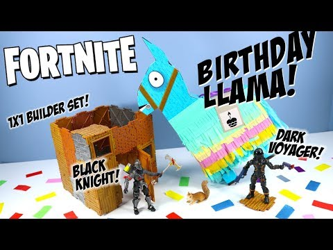 Fortnite Toys Action Figures Birthday Llama Loot Piñata 2019 Jazwares
