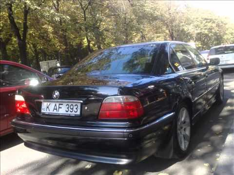 bmw 728i e38 youtube. Black Bedroom Furniture Sets. Home Design Ideas