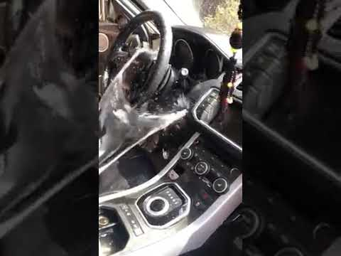 How to clean interior of your vehicle in minutes!!!