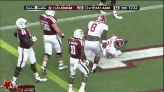 Johnny Manziel vs Alabama 2013