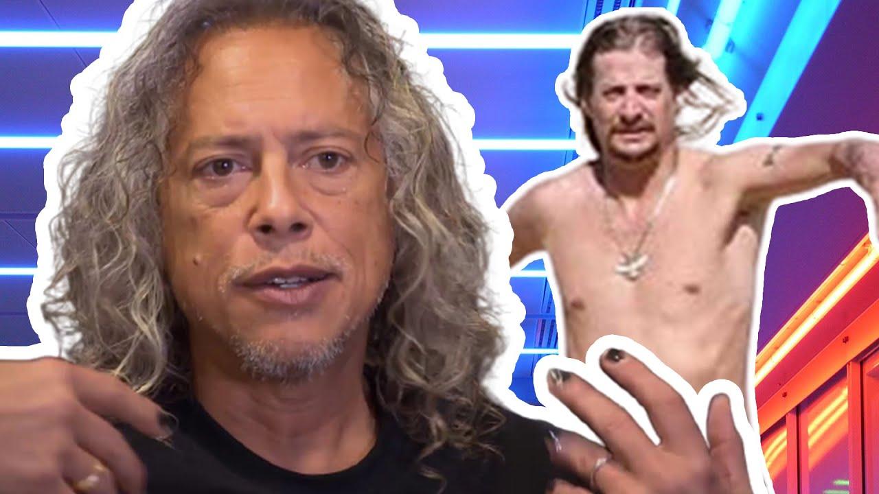 Kid Rock Goes Off On Kneeling At Trump Rally, Metallica's Kirk Hammett On James Hetfield Sobriety