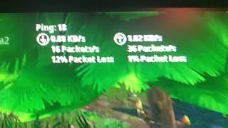 CONSTANT PACKET LOSS IN FORTNITE, BUT I HAVE GOOD INTERNET? WHAT'S WRONG! PLEASE HELP!!!