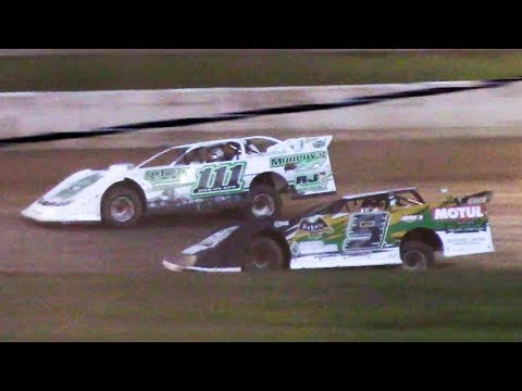 RUSH Crate Late Model Feature | Eriez Speedway | 6-2-19
