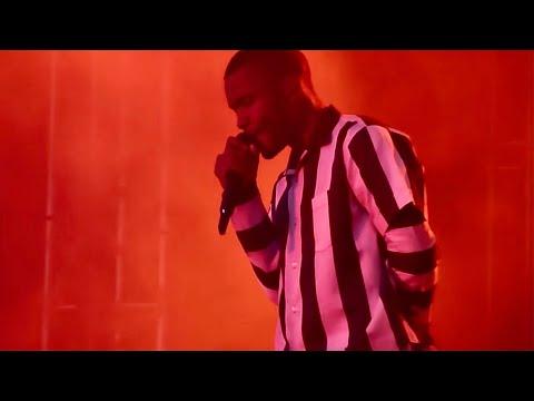 Frank Ocean - Bad Religion [Sweden 2013] HD