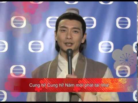 Diễn viên TVB chúc tết khán giả Việt    YouTube