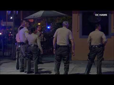 Norwalk LASD pursuit ends in Buena Park