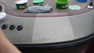 How To Remove Heavy Boat Oxidation Fast