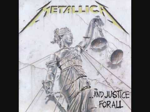 Metallica-And Justice For All (Lyrics)