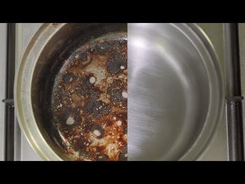 새까맣게 탄냄비 닦는법 : 손쉽게 다시 새 것처럼 세척하기!
