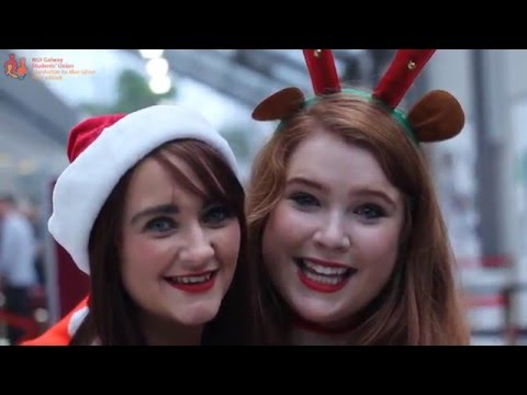 NUI Galway Students' Union Charity Christmas Day 2015