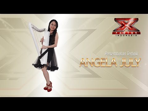 TRANSFORM X - Persembahan Terbaik Angela July untuk X Factor Indonesia 2015