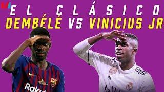 Ousmane Dembélé VS Vinicius Junior: Wie Wordt een Legende?
