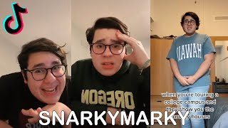 TikTok Snarkymarky School Days Parodies Compilation #4