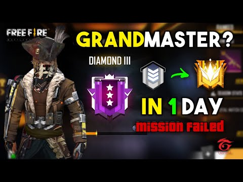 ROAD TO GRANDMASTER IN 1 DAY WITH DESI GAMERS, JONTY GAMING AND XMANIA - GARENA FREE FIRE