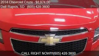 2014 Chevrolet Cruze LS Auto 4dr Sedan w/1SB for sale in Del