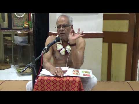 Part(1) தேசிக  பிரபந்தத்தில்  ஸ்ரீ  பாஷ்யம்  Upanyasam Desika Prabandhathil Sri Bashyam