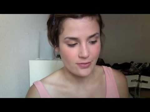 Maquillage ann es 60 twiggy style youtube - Maquillage annee 60 ...