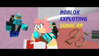 Roblox Exploiting Sonic World Adventures Ep.25