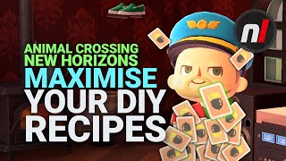 How To Maximise Your Daily Diy Recipes In Animal Crossing New Horizons