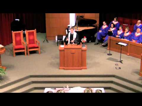 "Sermon: ""Fool's God"""
