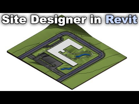 Site Designer for Revit Tutorial thumbnail
