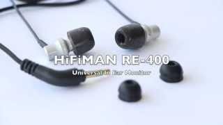 HiFiMAN RE-400 Waterline Universal IEM