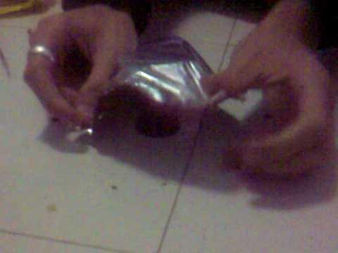 Como preparar um rosh (cabeça) CORRETAMENTE - www.BlogDoArguile.com.br