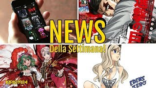 DEBUTTA SUPER DRAGON BALL HEROES, SPIN OFF THE PROMISED NEVERLAND, KISHIMOTO VS ODA.. #NEWS