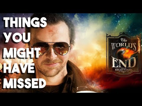 The World's End | Things you might have missed | Edgar Wright