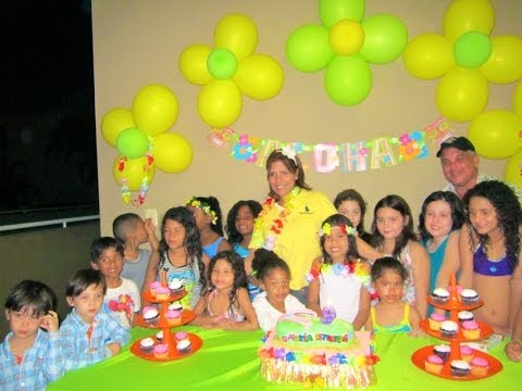 Panama For Real presents Kidpats, Birthday Parties in Panama