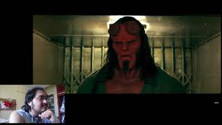 Vídeo Reacción A: HELLBOY (2019) Trailer