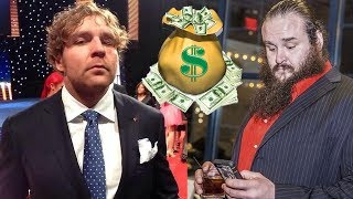 10 WWE Superstars Richer Than You Thought