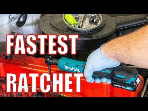 Makita RW01 12V Cordless Ratchet Review