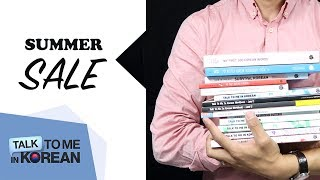 TTMIK Summer Sale 2017! (up to 30% off)