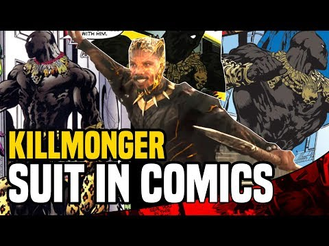Black Panther Trailer One Breakdown: Erik Killmongers Costume Is On Point!