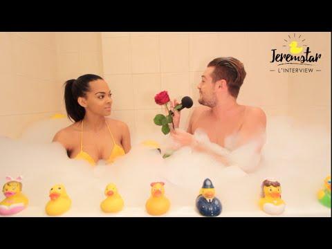 Naelle (Bachelor) dans le bain de Jeremstar - INTERVIEW