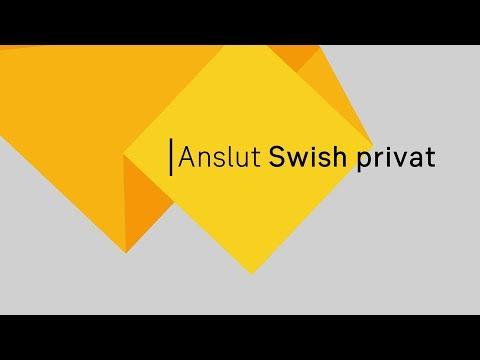 Anslut Swish privat | Steg för steg