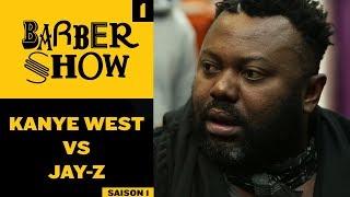 barber show episode 1 kanye west vs jay z