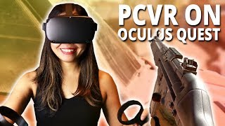 Should You Use The Oculus Quest To Play PC VR Games? (VRidge Review)
