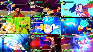 NEW DBZ TTT MOD BT3 ISO V3 With New Attacks + DBS Broly And Gogeta Blue DOWNLOAD