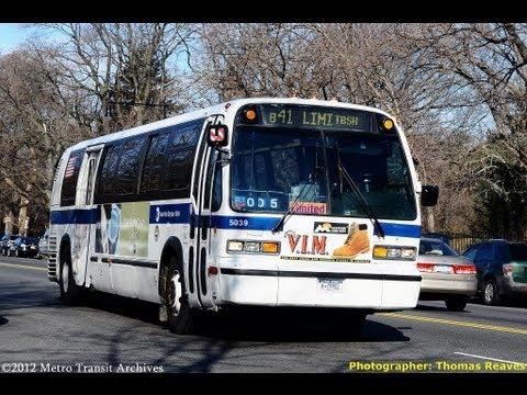 New York City Transit Authority Brooklyn Bus System