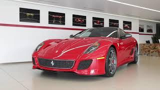 One-Owner 2011 Ferrari 599 GTO