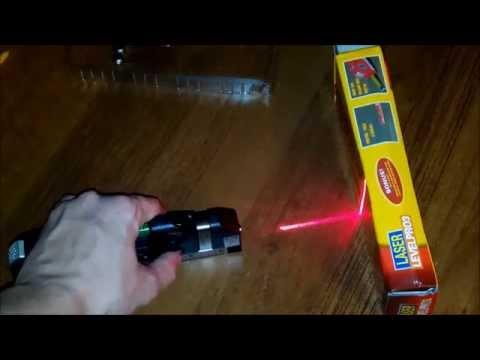 Лазерный уровень--рулетка FIXIT Laser Level Pro 3. Распаковка и обзор