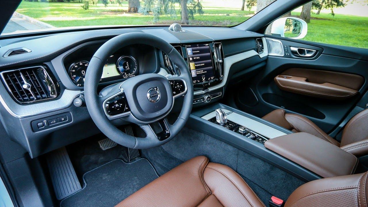 2018 Volvo Xc60 T8 R Design Exterior