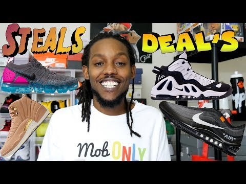 Off White Air Max 97 On SNKRS Tomorrow x Heat Steal's & Deals