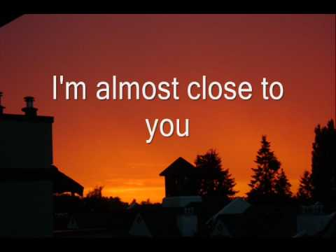 ALMOST CLOSE TO YOU - Julie Rogers
