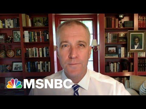 Rep. Patrick Maloney Reacts To New Jan. 6 Senate Report   MSNBC