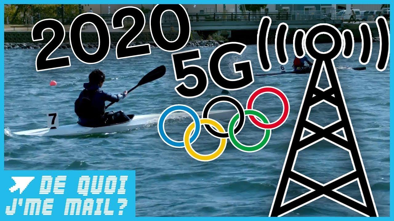 Le Japon prépare son réseau 5G pour les JO de 2020 DQJMM (2/2)